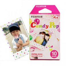 FUJIFILM Instax Mini film Candy Pop